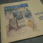 スパルタ - メニューが絵本みたいで可愛かった。