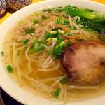 博士ラーメン別館 & HAKASE Thai 博士レストラン本店 - ホーチミンラーメン