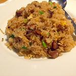 博士ラーメン別館 & HAKASE Thai 博士レストラン本店 - 塩豚チャーハン