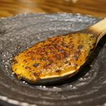 秋田長屋酒場 - 焼き味噌
