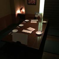 円円-円円(まろまろ)岡山市北区錦町〜落ち着いた店内