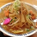 ますみ食堂 - 料理写真:みそらぁめん(700円)