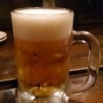 赤羽籠太 - 生ビール