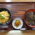 龍宮館 - ミニ生うに丼1,800円