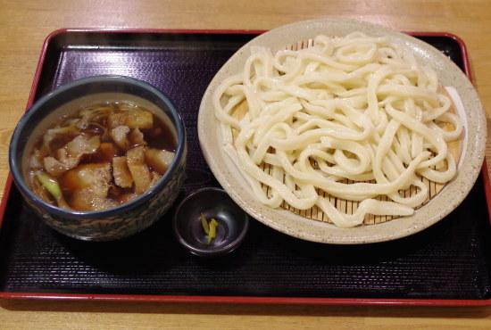 手打ちうどん 杏樹 - 肉汁うどん 680円(税別)