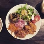 カフェ モナカ - MONACA定食(日替わり)