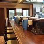 兎に角 松戸店 - 兎に角(千葉県松戸市根本)店内カウンター