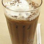 ドトールコーヒーショップ - アイスカフェモカ