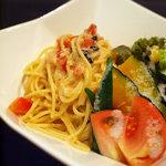ichica bachica - お昼のパスタ