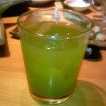 咲くら - 緑茶玄米茶割