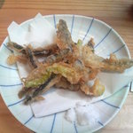 4460751 - どじょうの天ぷら