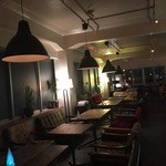 ルースカフェ - Luzcafe店内