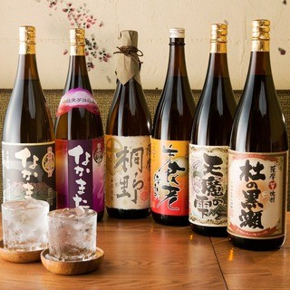 鹿児島県薩摩指宿にて《百余年》の歴史を誇る酒造が美酒をご提供