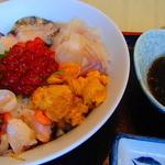 たっぴ - 海鮮丼