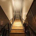 カカアコ ダイニング&バー - 階段