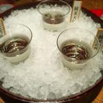 せんこま - 生原酒三種♡