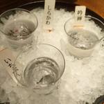 せんこま - 焼酎三種♡