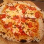 石窯ピザのイタリアンバル Pizza Cozou - ピザ(ピカンテ)(アップ)