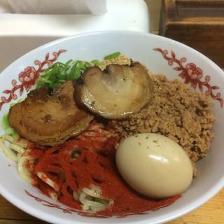 自家製麺 てんか - 料理写真:特製汁なし担々麺