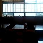 藍麻翔 - テーブル