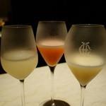 セルパン - ☆それぞれ好みのドリンクで乾杯です(≧▽≦)/~♡☆