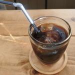ペコリーノ・カフェ - アイスコーヒー@400
