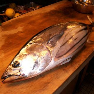 美味しい魚が食べたい