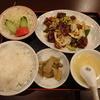 翠月 - 料理写真:回鍋肉定食 1080円 (ライス大盛り+60円)