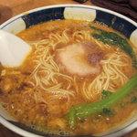 支那麺 はしご - 坦々麺(だんだん麺)マイルド
