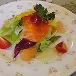 ジュピター - 料理写真:前菜風サラダ