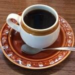 市場珈琲 - ランチはコーヒー付き