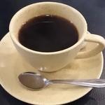 フクロウコーヒー - ランチに付けると少しお安くなるコーヒー☆(2015年11月)