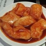 焼肉ホルモン佐々木家 - 名物、丸腸