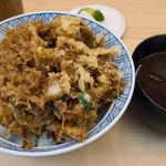 天ぷら いせ - 料理写真: