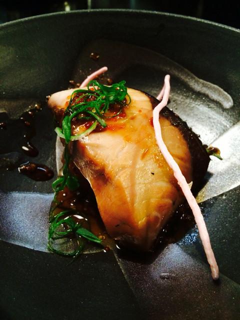 瓢箪坂 おいしんぼ - 鰤の洋菜焼き