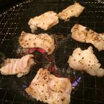 焼肉食堂かっちゃんち - シマ腸