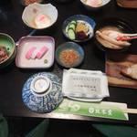 坂本屋 - 朝食