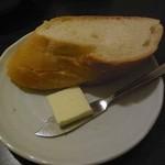 た喜ち - お替りにまで、バター添え♪