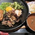 鶏魚Kitchenゆう - 焼とり丼