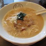 うさぎ食堂 - 鶏ラーメン 500円
