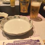 44625834 - 瓶ビール(プレモル)