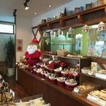 ビーネマヤ - 焼き菓子の種類が豊富です。