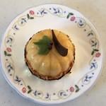ビーネマヤ - パンプキンケーキ、400円です。