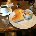 喫茶館 英国屋 神戸 - Aセット¥460