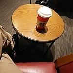 スターバックス・コーヒー 高田馬場早稲田通り店 - ゆったりした席