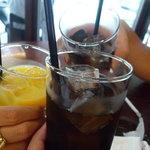 ディンギー - ☆コーラとオレンジジュースで乾杯も(*^。^*)☆