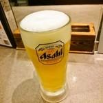 ここか - 生ビール
