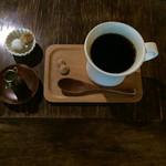 ことばのはおと - カフェ工船コーヒー・450円
