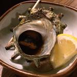 かぐら - 料理写真:サザエ