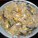 天宝閣 - 中華丼